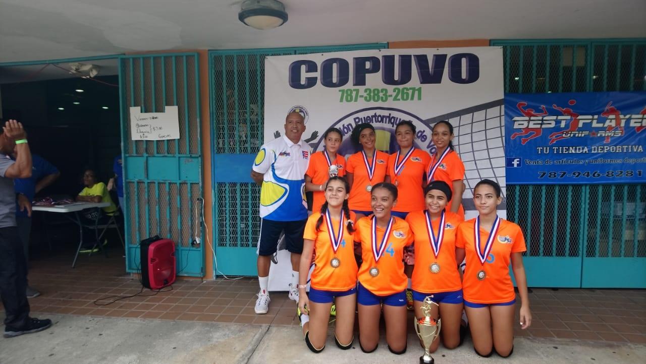 METS MAELO DE GUAYNABO CAMPEON EN 13 Y 14 AÑOS