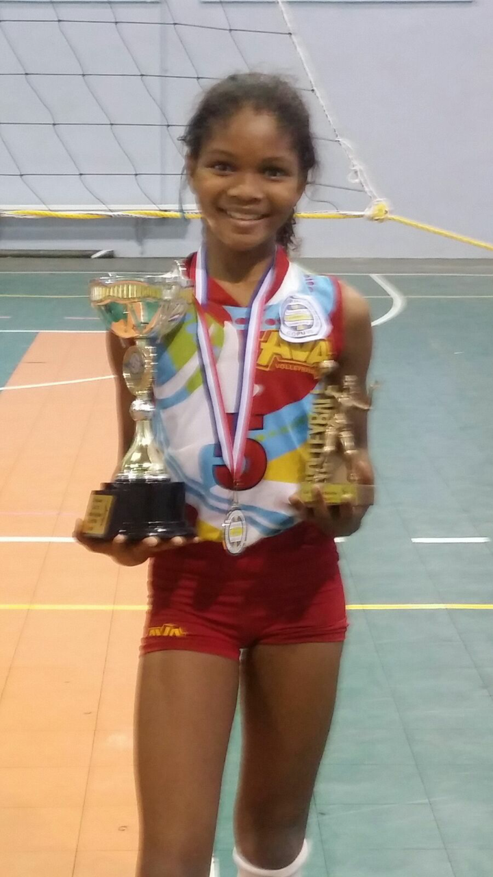 GREIMAR LOPEZ MVP 11 UNDER 2016