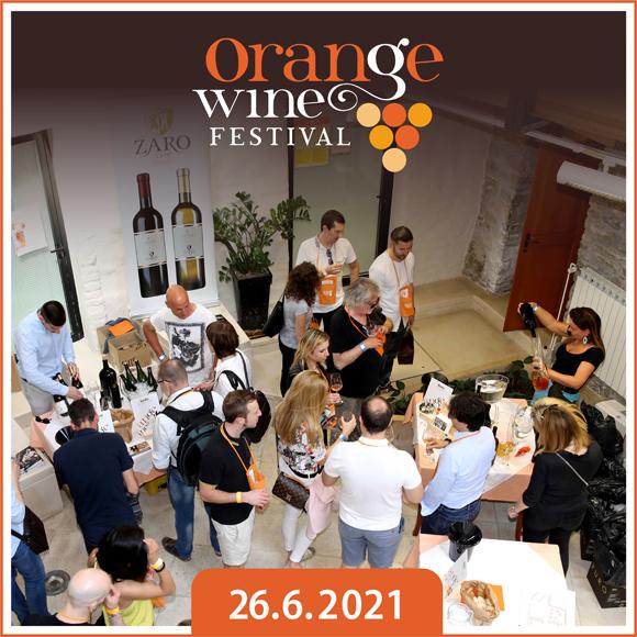 Orangewine Festival in Isola Sa. 26. Juni 2021