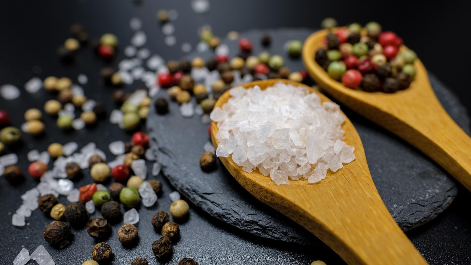Verminderte Energie durch Salz - neue Studienergebnisse