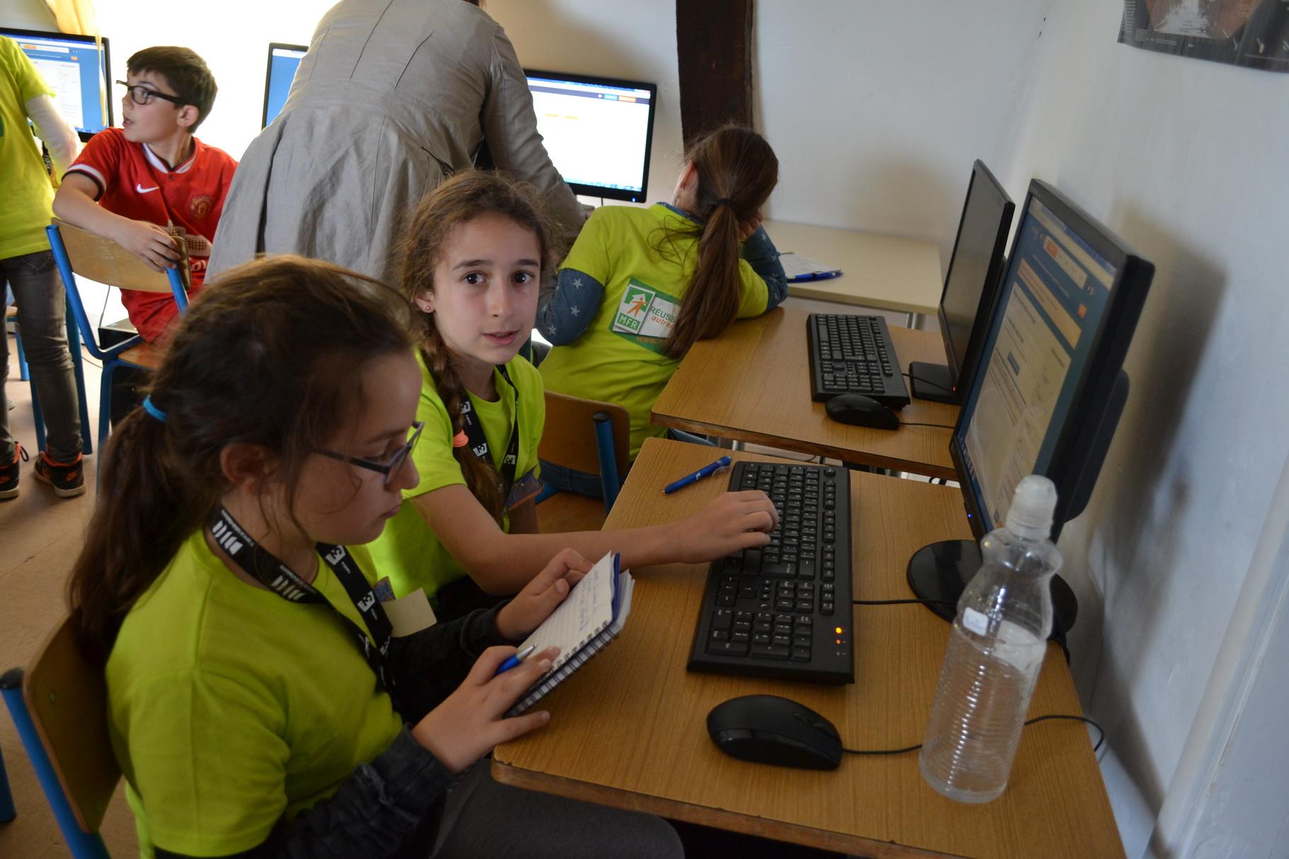 Mise en ligne des articles des Petits Reporters de l'école Saint Germain