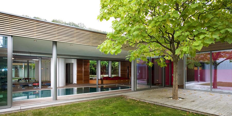 Bungalow strobl architekten - Architekten bungalow ...
