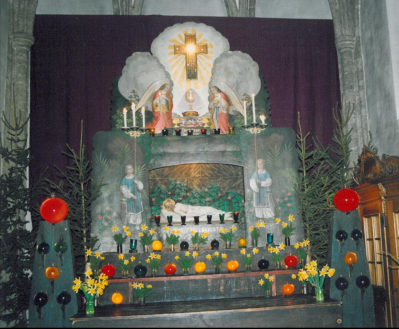 Das Heilige Grab in Kuchl