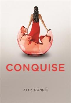 Couverture de Promise T3 Conquise d'Ally Condie