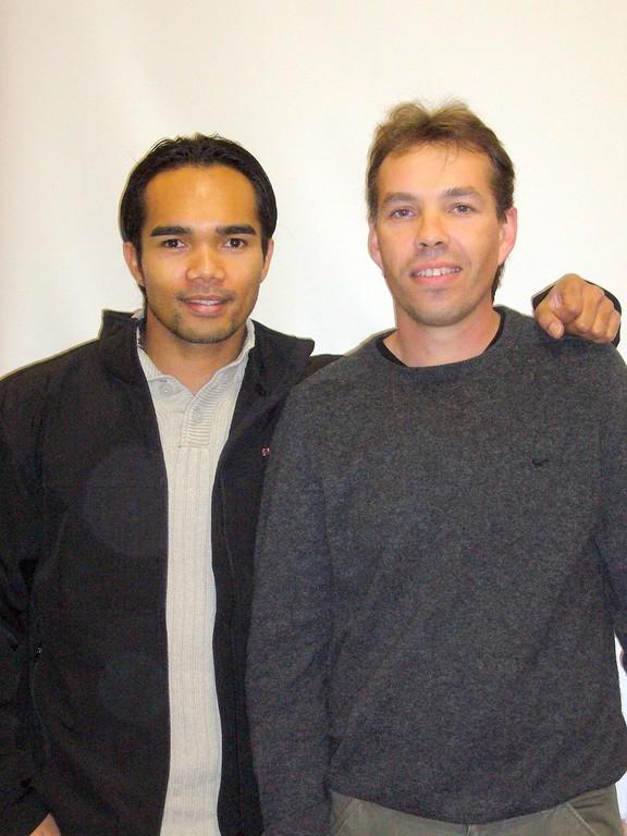 Minh et Richard
