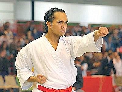 Minh Dack parrain du CKS