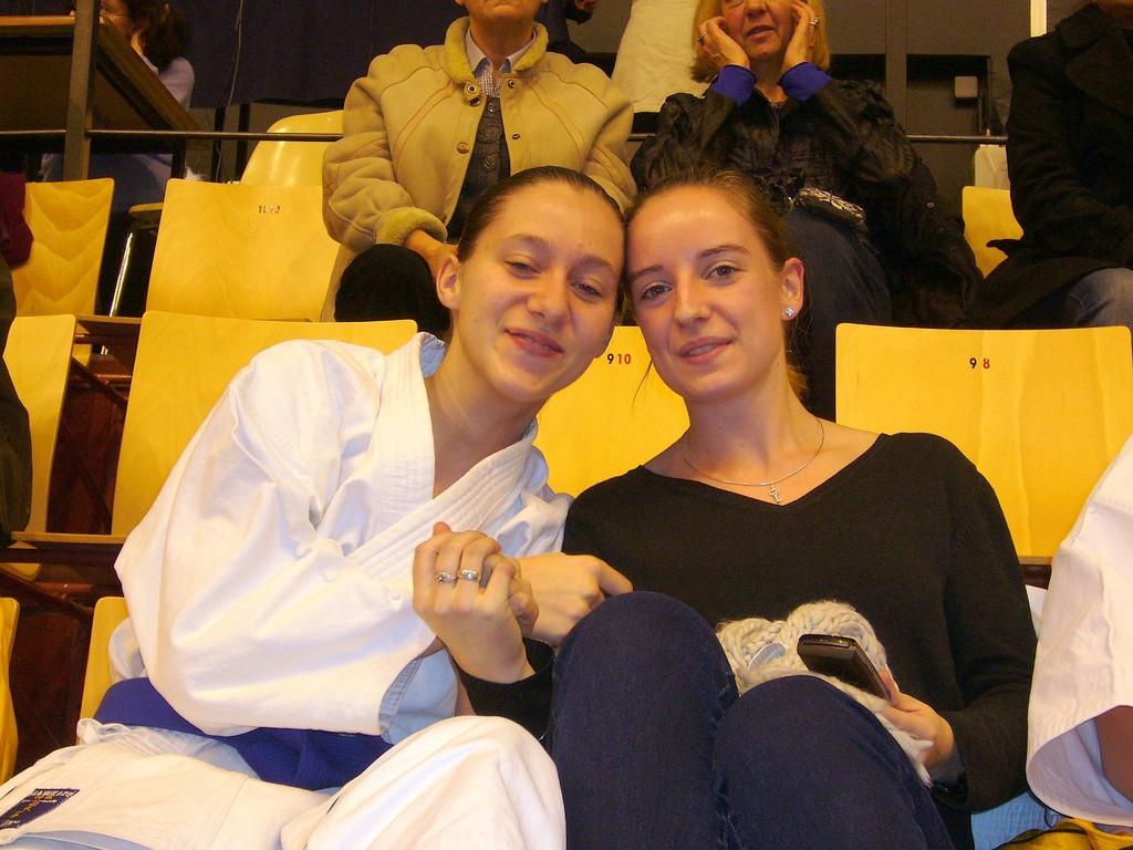 Marion et Angélique