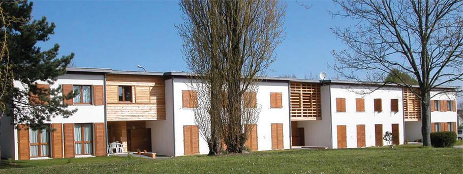 Logements au Lycée J. Mermoz de Bourges
