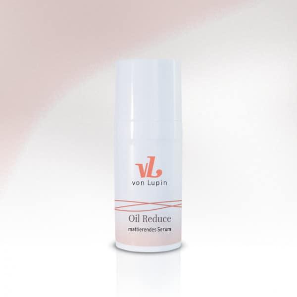 Oil Reduce mattierendes Serum »   für   fettige und unreine Haut»mit EPS SkinMat, Acnidol, Evermat»vermindert den Hautglanz»wirkt antibakteriell und reduziert Entzündungen