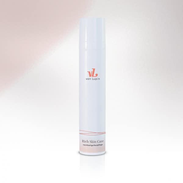 Rich Skin Care reichhaltige Hautpflege »   für sehr trockene Haut»mit regenerierenden Ceramiden und DML»für intensive Feuchtigkeit und Pflege»schützt vor UV-Licht und Blue Light