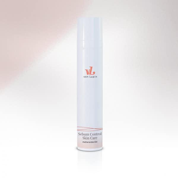 Sebum Control Skin Care regulierendes Gel»  für fettige und unreine Haut»mit Acnidol, Bisabolol und Salicylsäure»vermindert den Hautglanz»reduziert Entzündungen, vermindert Verhornungen