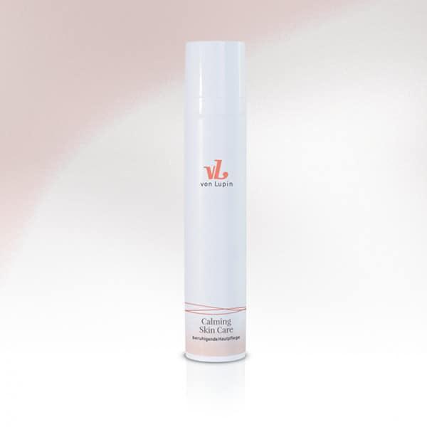 Calming Skin Care beruhigende Hautpflege »   bei feuchtigkeitsarmer Haut und Rötungen»mit Ion-Moist, Johannisbeerextrakt, Q10-Liposomen»spendet Feuchtigkeit und schützt vor Austrocknung» wirkt beruhigend und heilungsfördernd