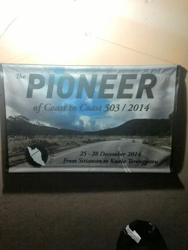 PIONEER COAST TO COAST 2014