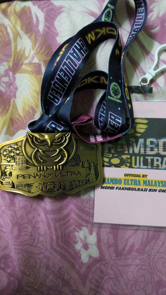 PENANG ULTRA 2015 100KM(ROAD)