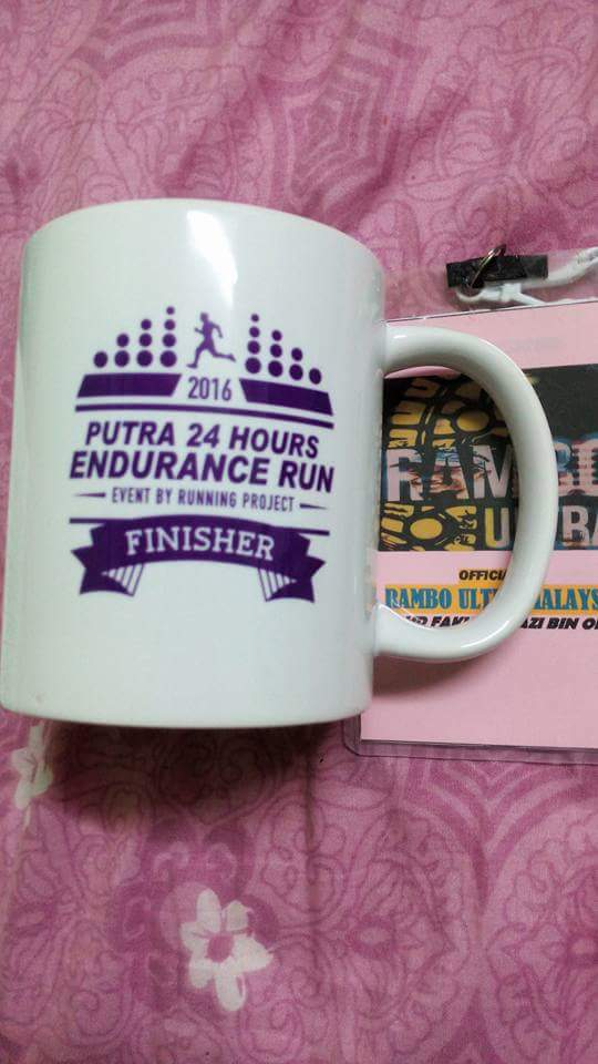 PUTRA 24HOURS ENDURANCE RUN 2016(LOOPS)