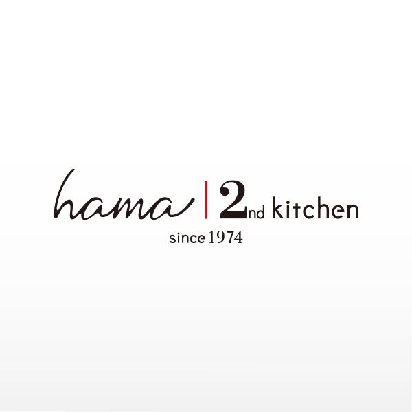 hama2ndkitchen様 ロゴデザイン
