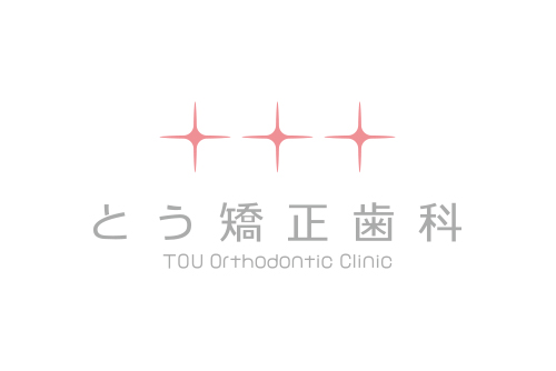 矯正歯科 logo design