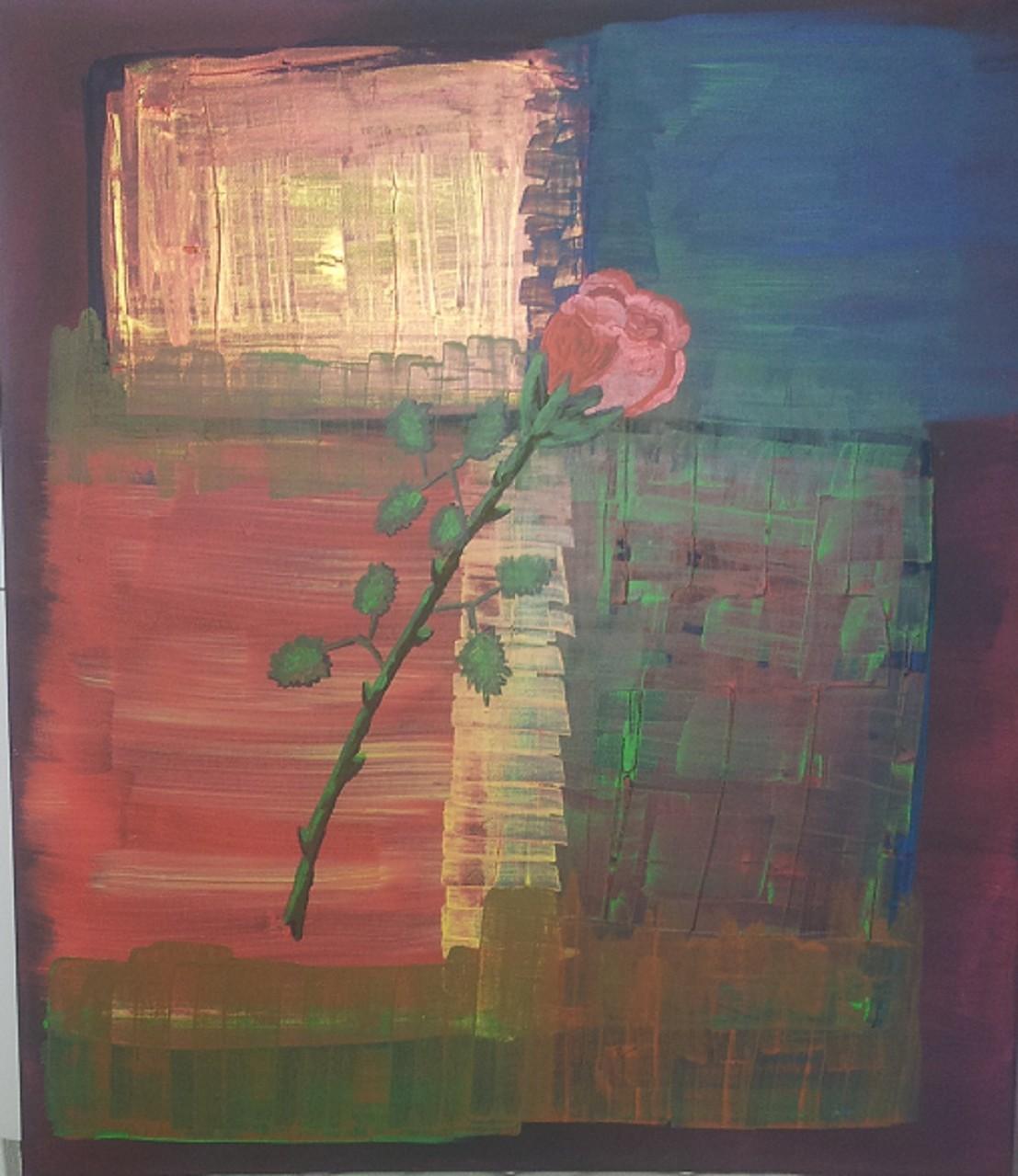 Rose 70x60