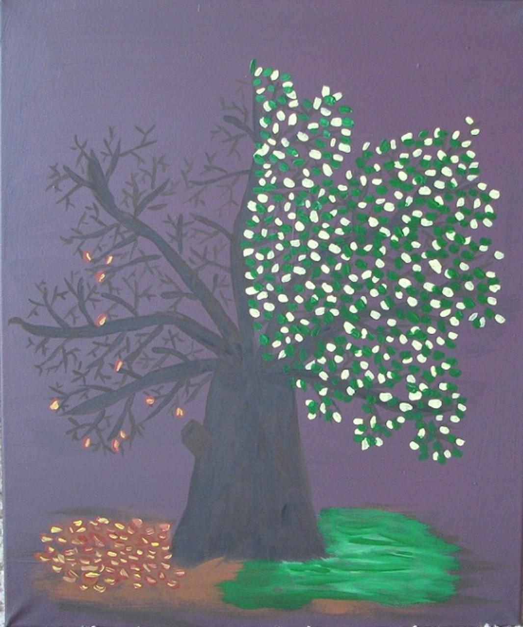 Lifetree 50x60