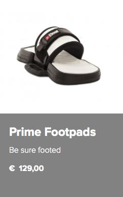 Best Prime Footpads
