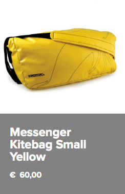Messenger Kitebag Small