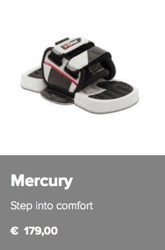 Best Mercury Footpads
