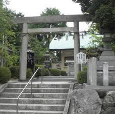 藤森 神明社...名東区本郷
