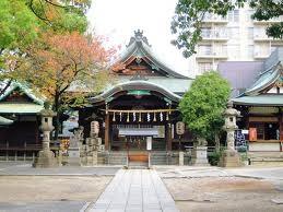 高牟神社...千種区今池