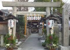 素盞男神社...千種区松軒