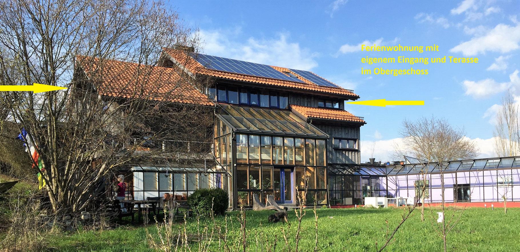 Urlaub im Schwarzwald geniessen, Ferienunterkunft Holzhaus in Wutach nahe der Wutachschlucht