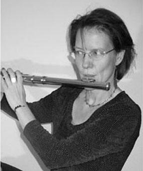 pädagogisch- kreativ- versierte Flötistin