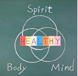 Körper, Geist und Seele in Einklang bringen Teil 1