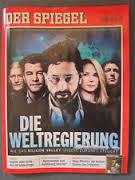 Spiegel Ausgabe Nr.10 2015