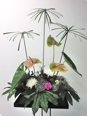 Blumen Gesteck