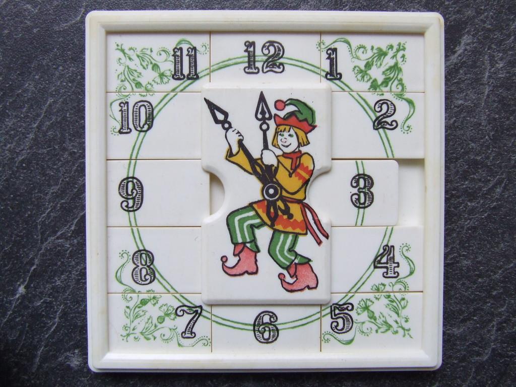Tuc-Tac puzzle