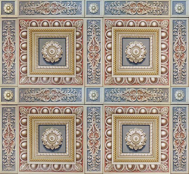 Soffitti decorati - Rosa Decorazioni - Roma