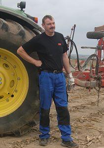 Jens Seidel landwirtschaftlicher Facharbeiter