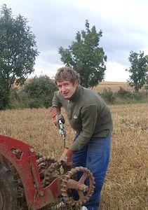 Maximilian Freitag landwirtschaftlicher Facharbeiter