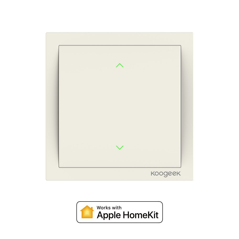 HomeKit Einbaulichtschalter von Koogeek - Smart-Thinks-Apple HomeKit ...