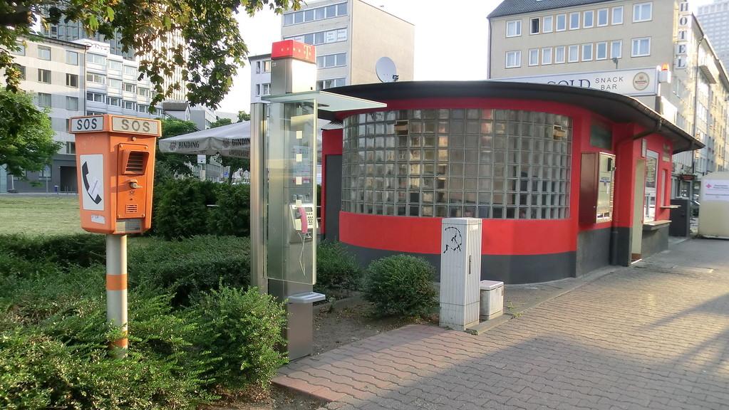 Frankfurt am Main - Gallus - Güterplatz / Mainzer Landstr.