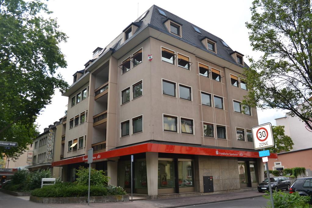 Frankfurt am Main - Gallus - Mainzer Landstr. / Kostheimer Str.