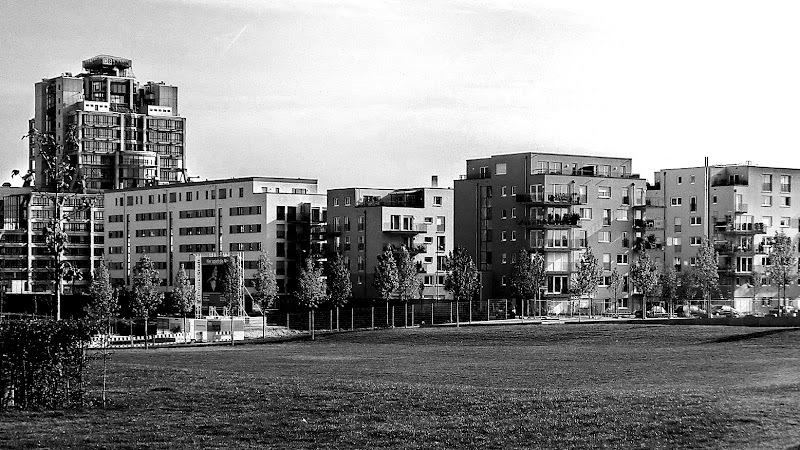Frankfurt am Main - Gallus - Europagarten / Europa Allee