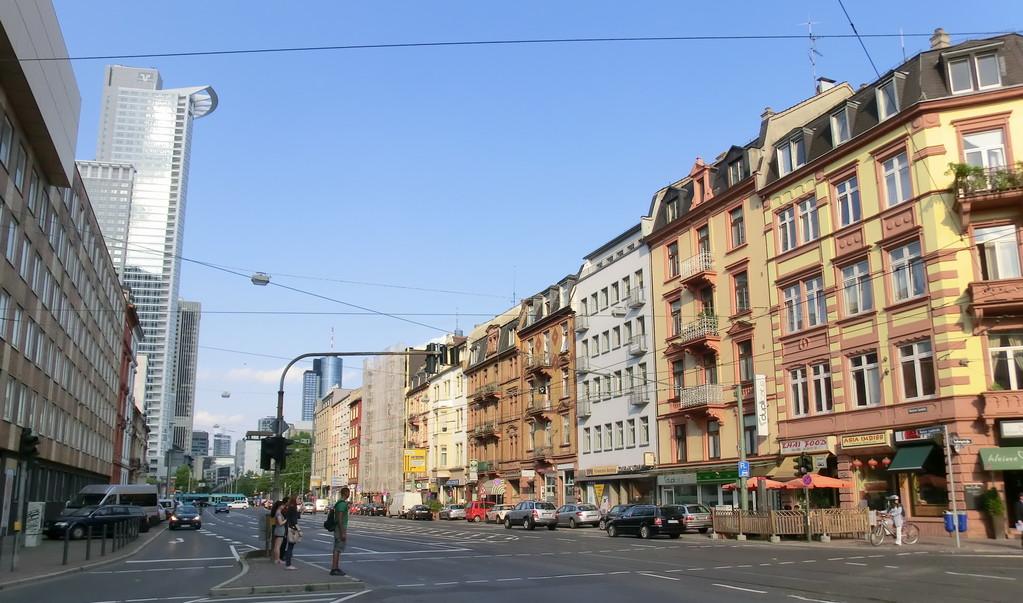 Frankfurt am Main - Gallus - Mainzer Landstr.