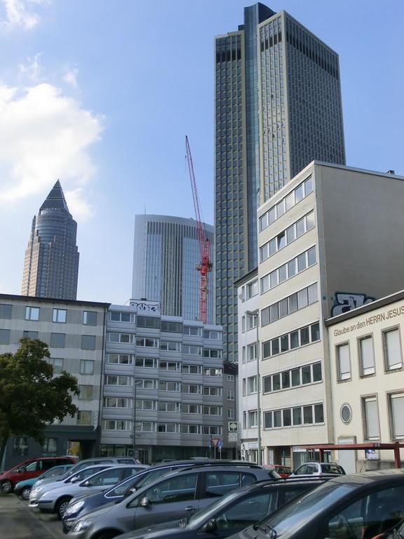 Frankfurt am Main - Gallus - Güterplatz