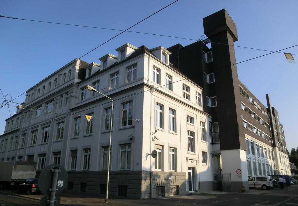 Frankfurt am Main - Gallus - Mainzer Landstr. / Rebstöcker Str.