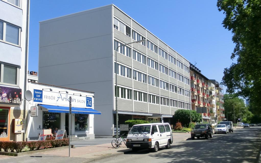 Frankfurt am Main - Gallus - Frankenallee