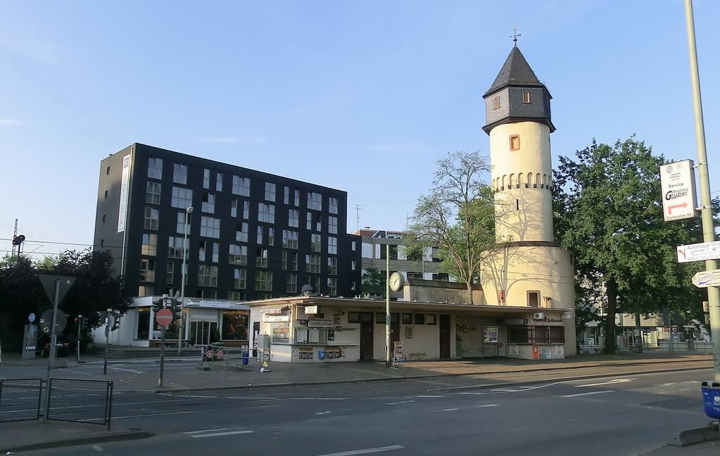 Frankurt am Main - Gallus - Galluswarte - Mainzer Landstr.