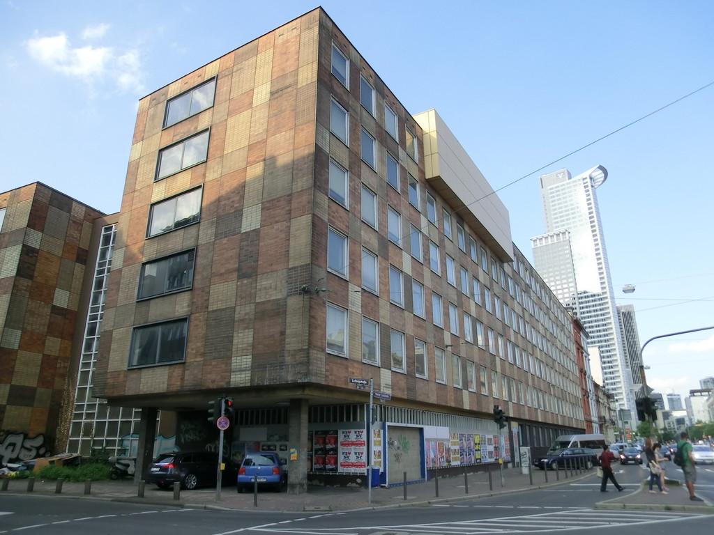 Frankfurt am Main - Gallus - Mainzer Landstr. / Ludwigstr.