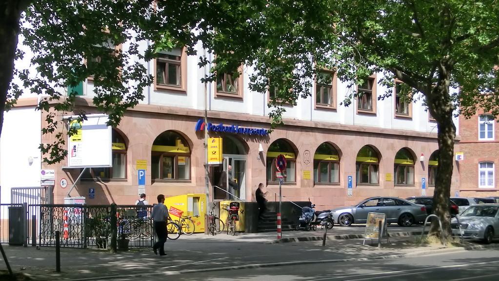 Frankfurt am Main - Gallus - Mainzer Landstr. - Postfiliale