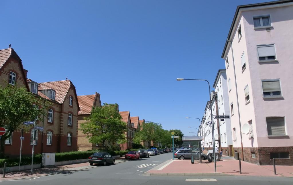Frankfurt am Main - Gallus - Idsteiner Str. / Eppenhainer Str.
